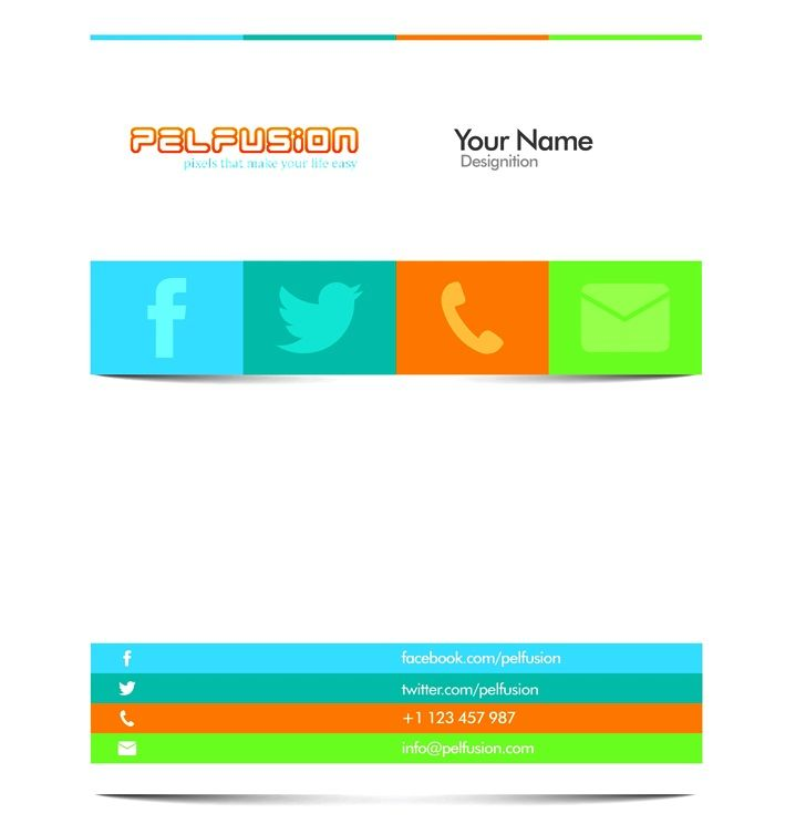 Adobe Illustrator Business Card Template Business Template ...