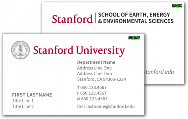 College And Graduate Student Business Cards Template EmetOnlineBlog - Student business cards templates