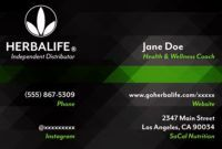 Herbalife business card templates emetonlineblog gallery of herbalife business card templates friedricerecipe Choice Image