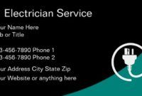 Free pastor business cards and templates emetonlineblog electrician business cards ideas templates colourmoves